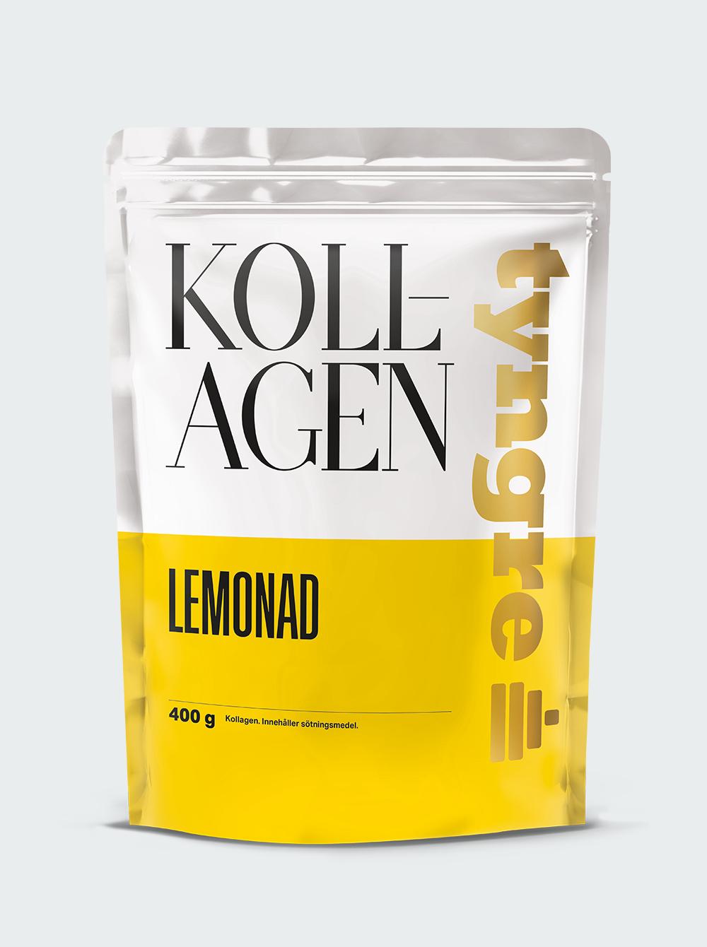 Kollagen Lemonad