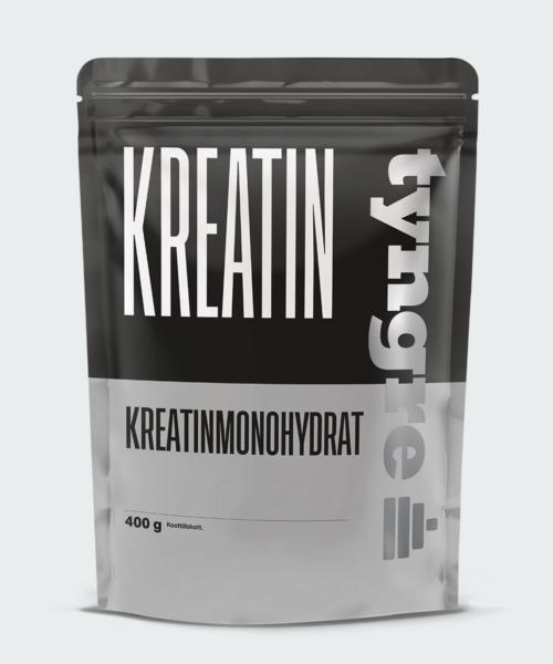 Tyngre Kreatin Monohydrat 400 g