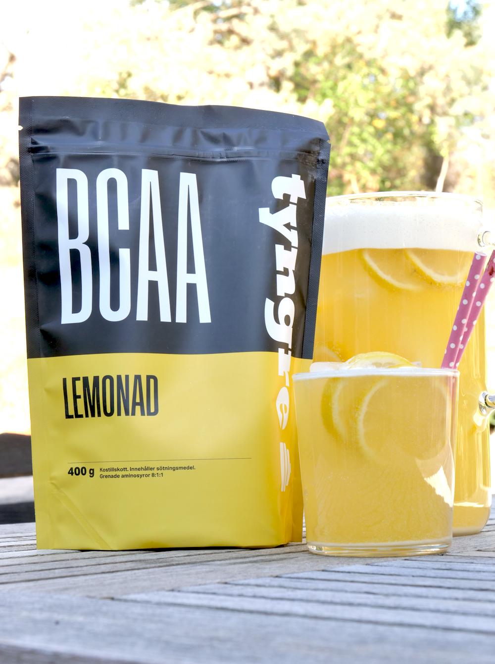 BCAA Lemonad 400 g
