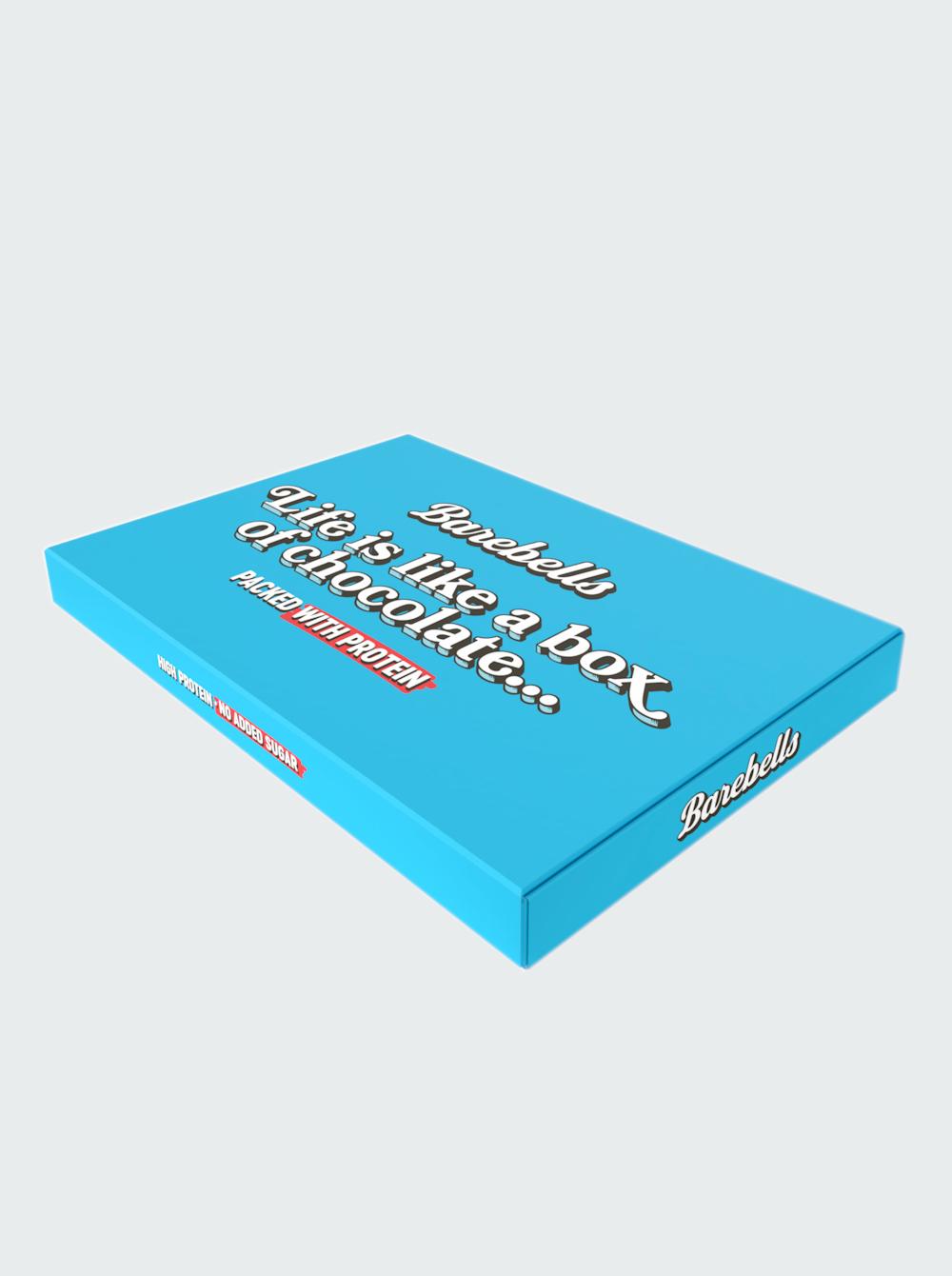 Barebells Box of Chocolate 12-pack