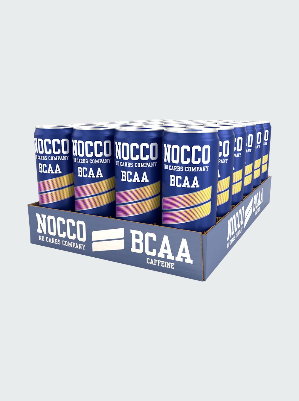 NOCCO Cloudy Soda