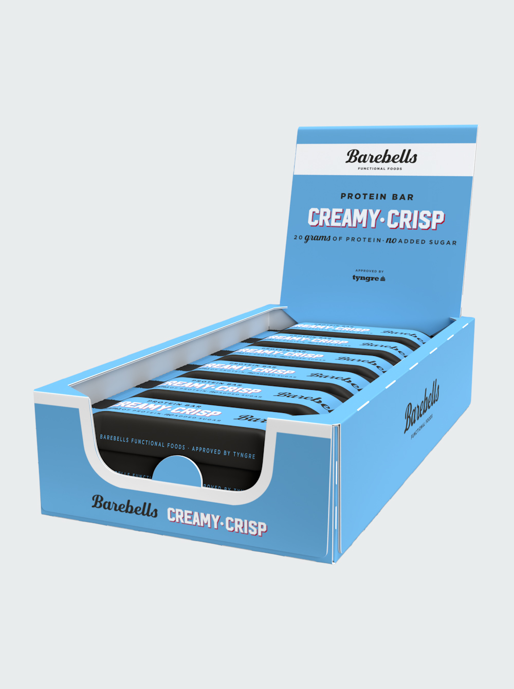 Barebells Creamy Crisp 12-pack