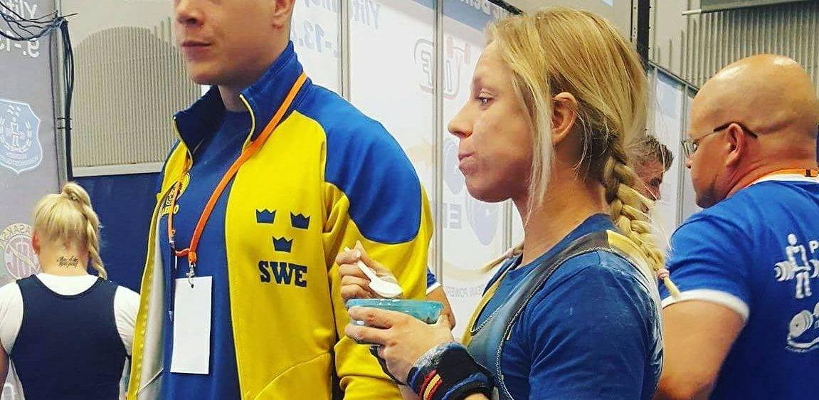 Karolina Arvidson om VM i klassisk styrkelyft