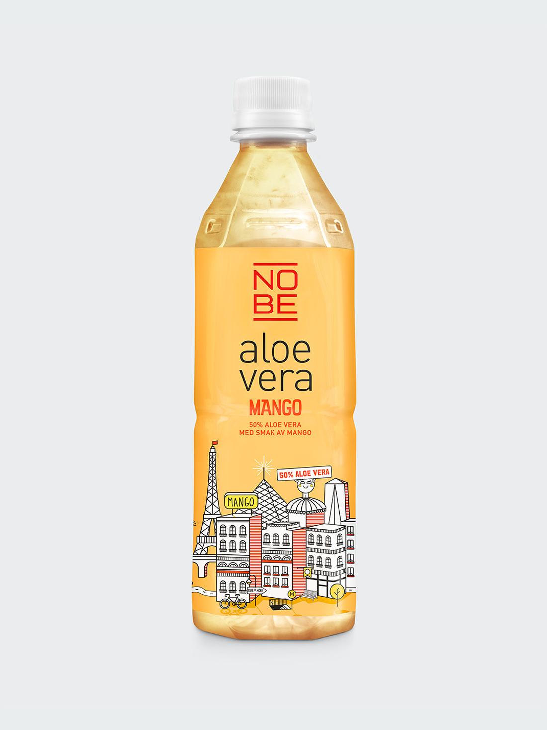 NOBE Aloe Vera – Mango