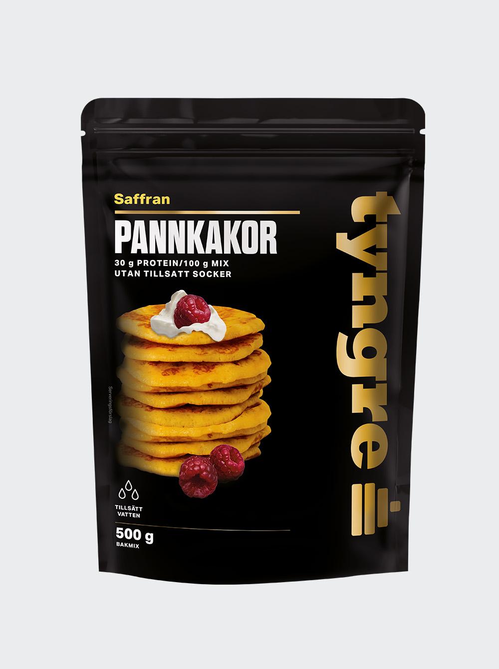 Pannkaksmix Saffran