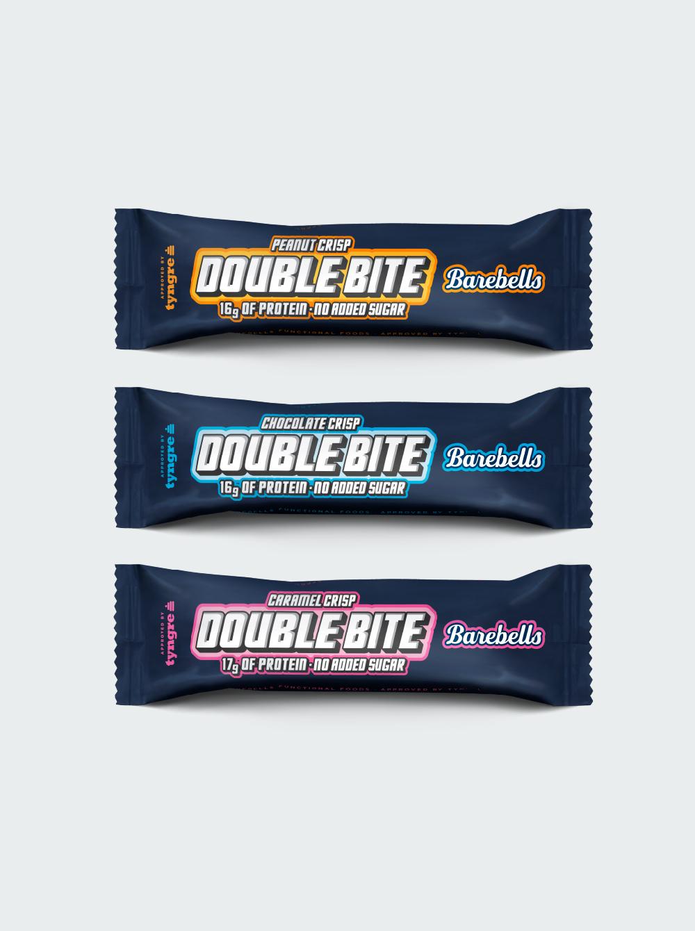 Barebells Triple Double Mixlåda 12-pack
