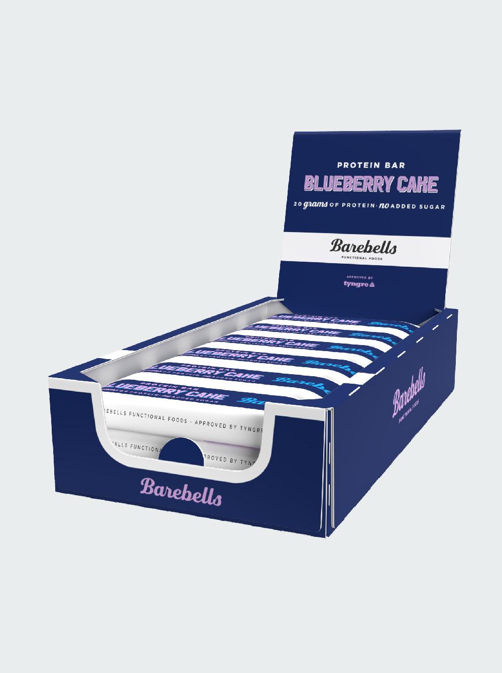 Barebells Blueberry Cake 12-pack