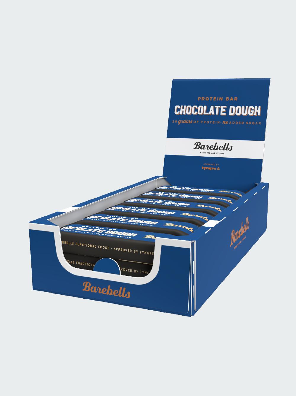 Barebells Chocolate Dough 12-pack