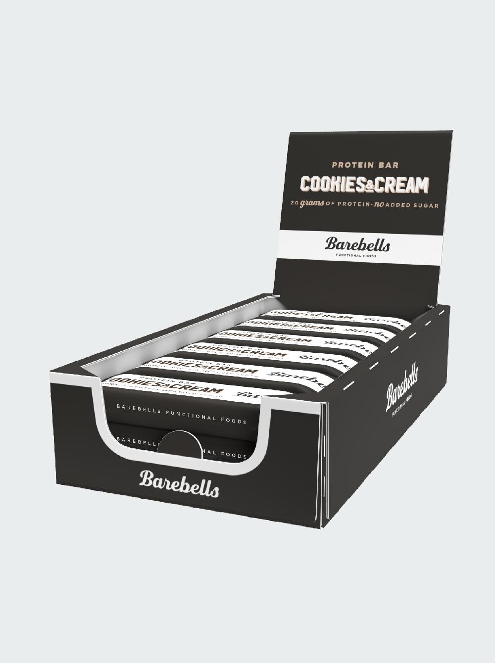 Barebells Cookies & Cream 12-pack