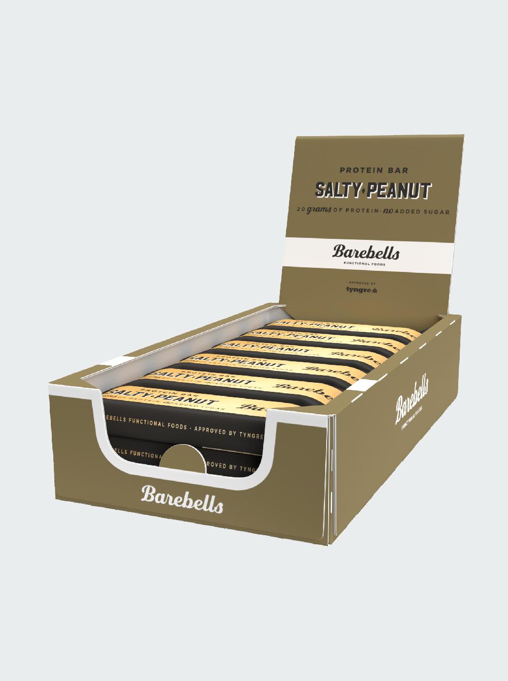 Barebells Salty Peanut 12-pack