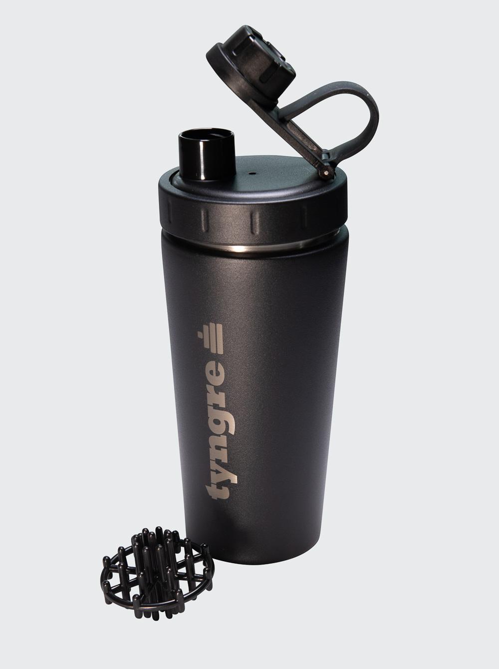 Shaker Black Steel de Luxe