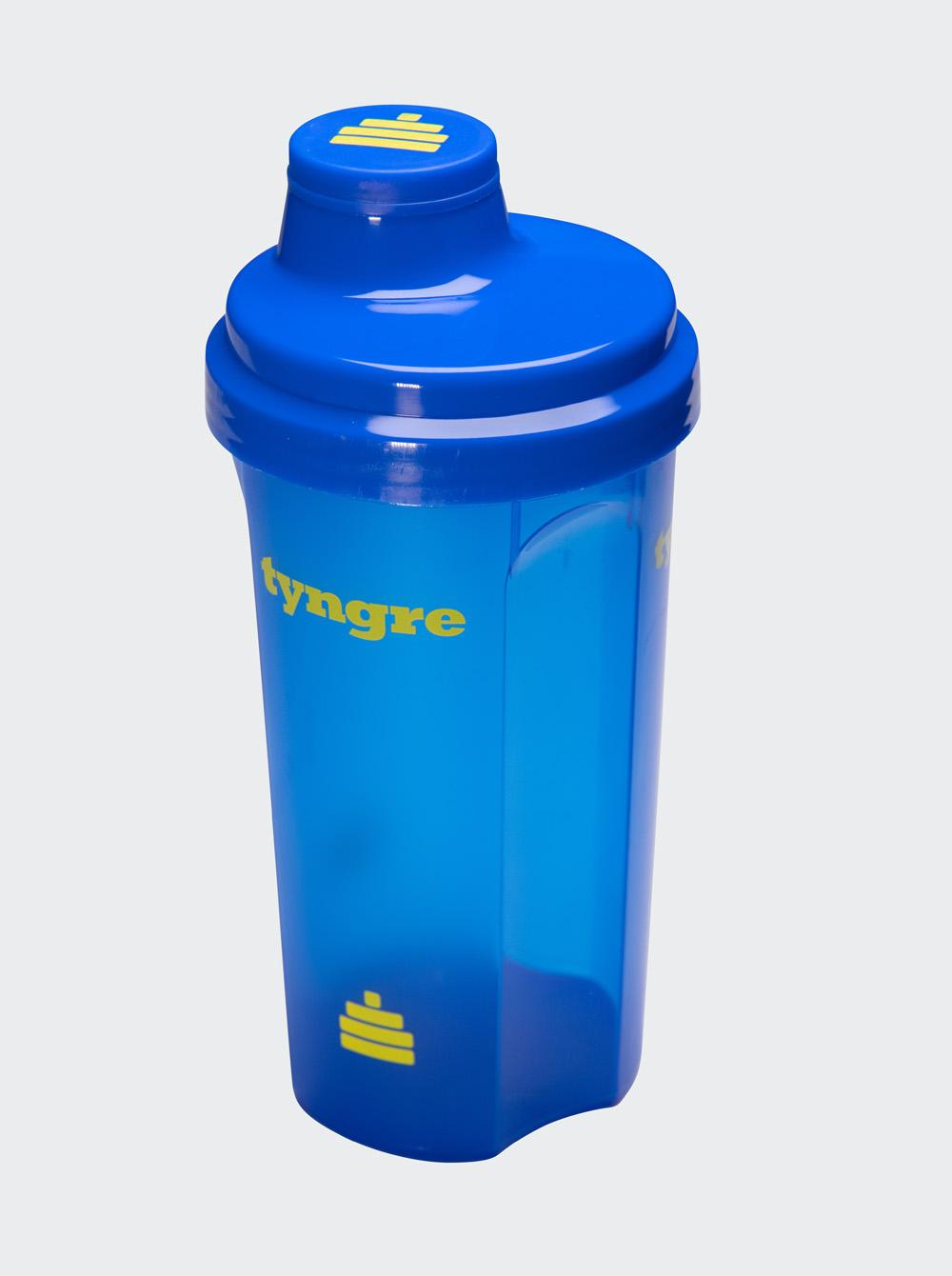 Shaker Logo Blue