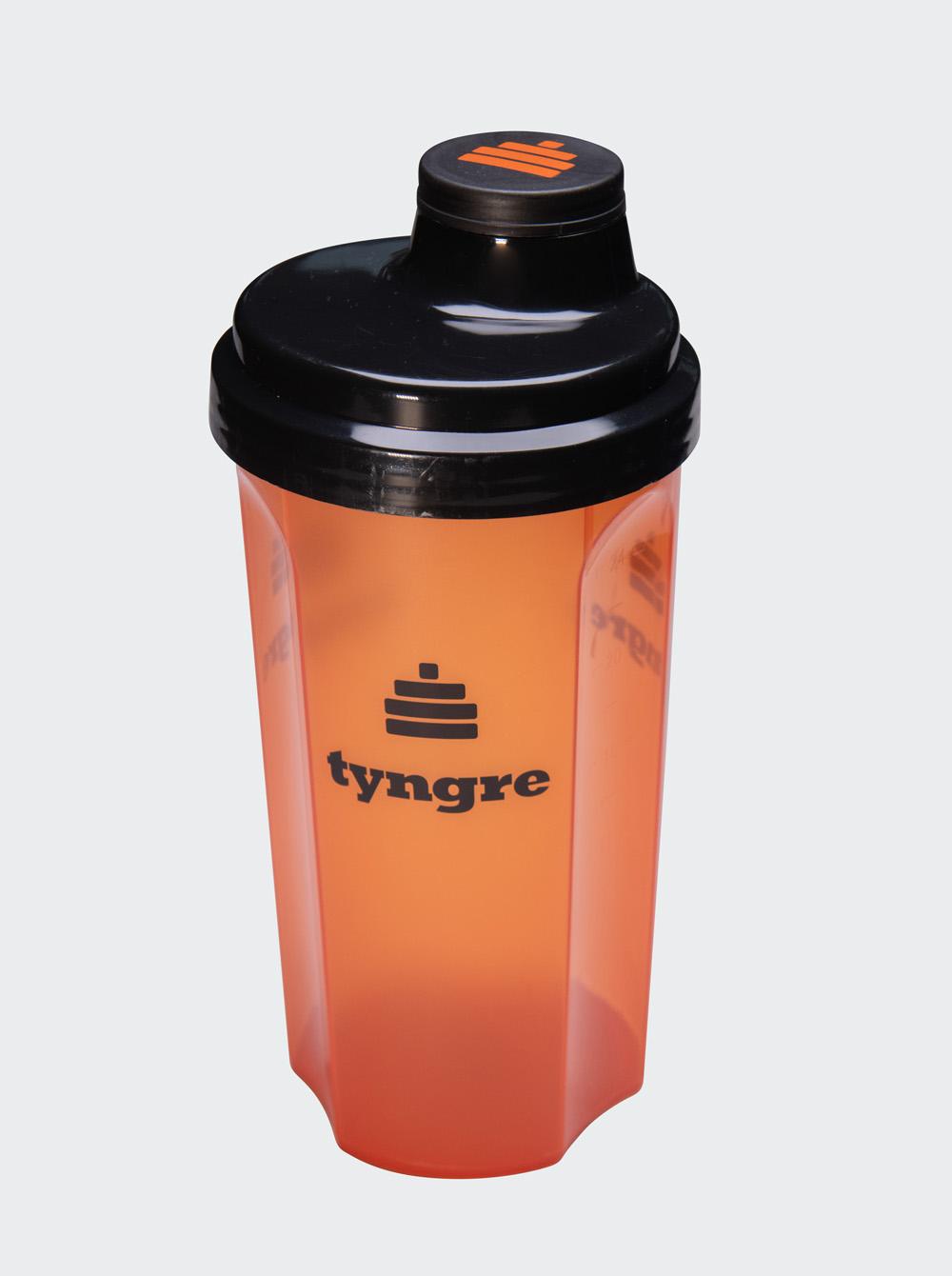 Shaker Logo Orange