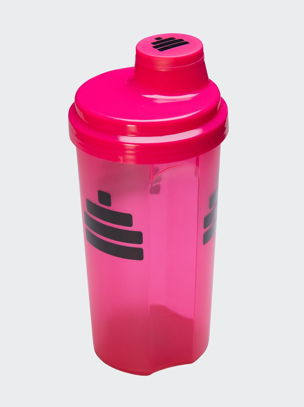 Shaker Logo Pink