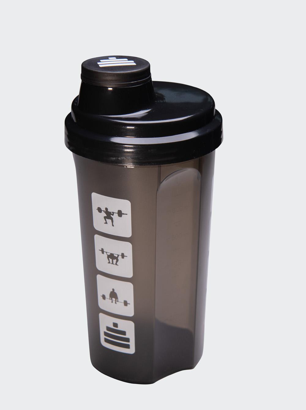 Shaker Power Black
