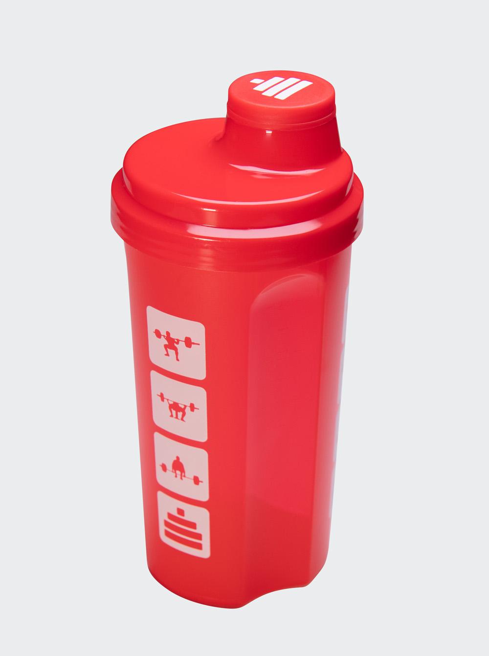 Shaker Power Red