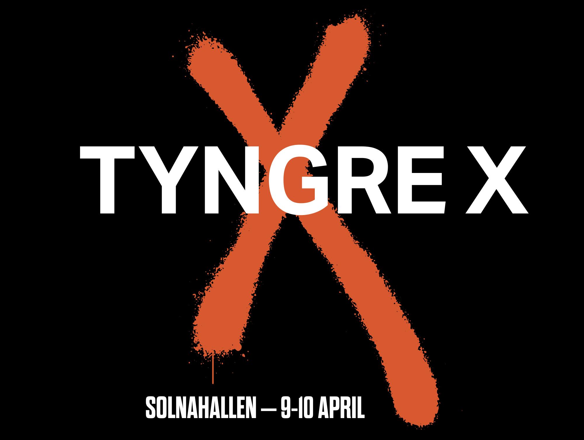 Tyngre X – vårt nästa fitnessevent