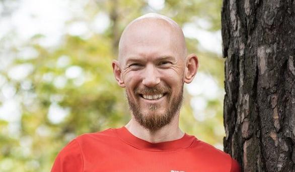 Fredrik Ericsson –effektmätning i cykling