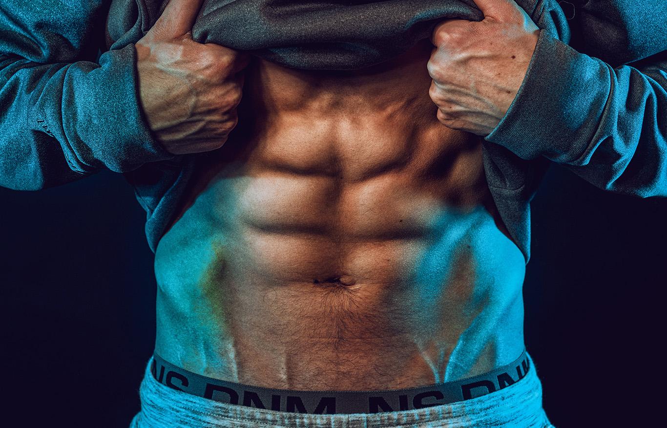 Gå ner i vikt utan att tappa muskelmassa