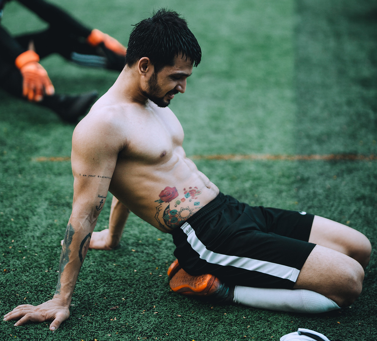 Hur din hållning påverkar din prestation och skaderisk