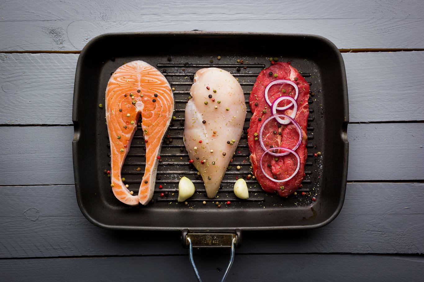 Kan vad du äter ge större proteinsyntes i musklernas bindväv (senor och fascia)?