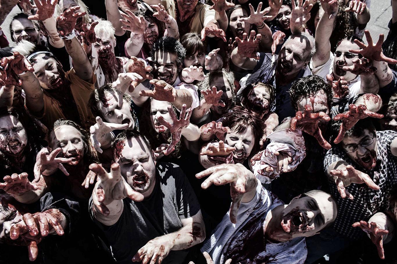När zombierna vaknar