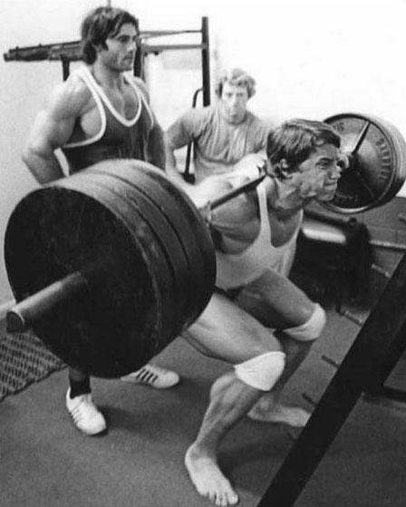 Arnold - Träna rätt