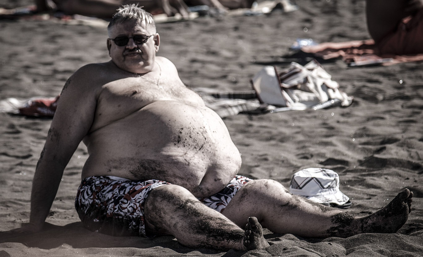 BMI-ökningen har börjat plana av men folk blir fortfarande fetare och fetare