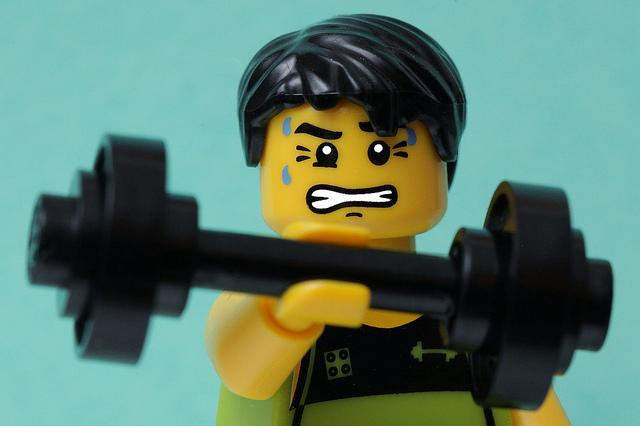 Blir du starkare av att tagga till?