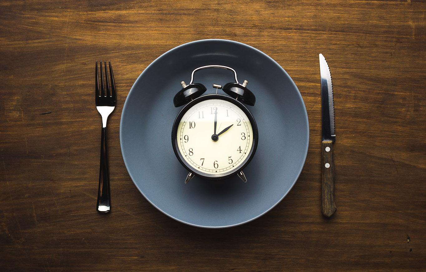 24 timmars fasta