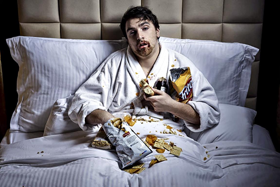 För lite sömn ger ökad hunger och sämre kroppssammansättning