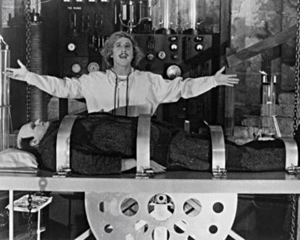 Träningsvärldens Dr Frankenstein på Tyngre Radio