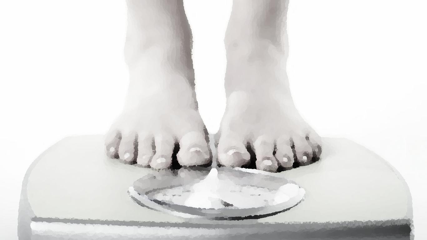 Gå ner i vikt – och bibehåll den lägre vikten!